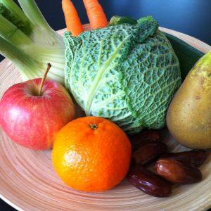 well2you-Obst-und-Gemüseschale